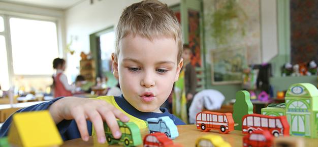 Juegos para estimular la memoria en niños para 0 a 3 años