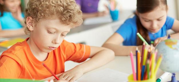 Clases de apoyo en primaria para niños de 3 a 12 años